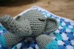 Chester's Elephant Snuggle
